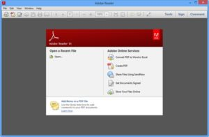 adobe reader 9 for windows 7 64 bit free download