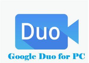 Google Duo Pc