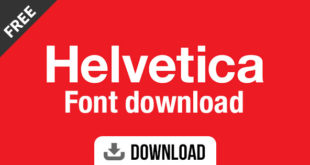 helvetica font family free download pc