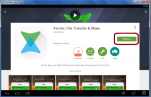 Download Free Xender For PC For Window 7/8/8 1/10 Laptop