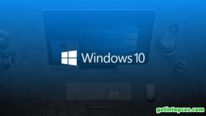 GetintoPC Windows 10 RS5 1809 All in One ISO Feb 2019 Free