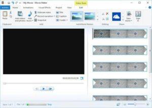 windows movie maker free download