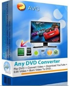 Any DVD Converter Professional 6 Free Download for Windows