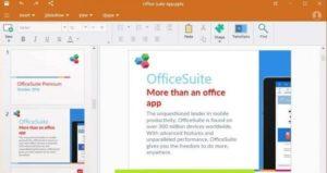 Download OfficeSuite Premium Full