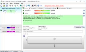 Hard Disk Sentinel PRO 5.60 Build 11463 + Portable