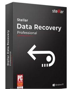 Stellar Data Recovery Professional 9 Full Version