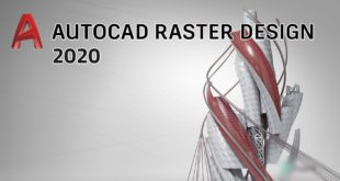 Autodesk AutoCAD Raster Design 2020 Free Download