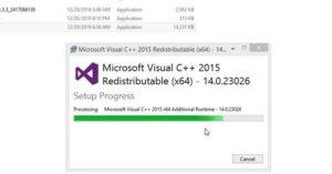 Microsoft Visual C++ Redistributable Package 14.24.28127.4