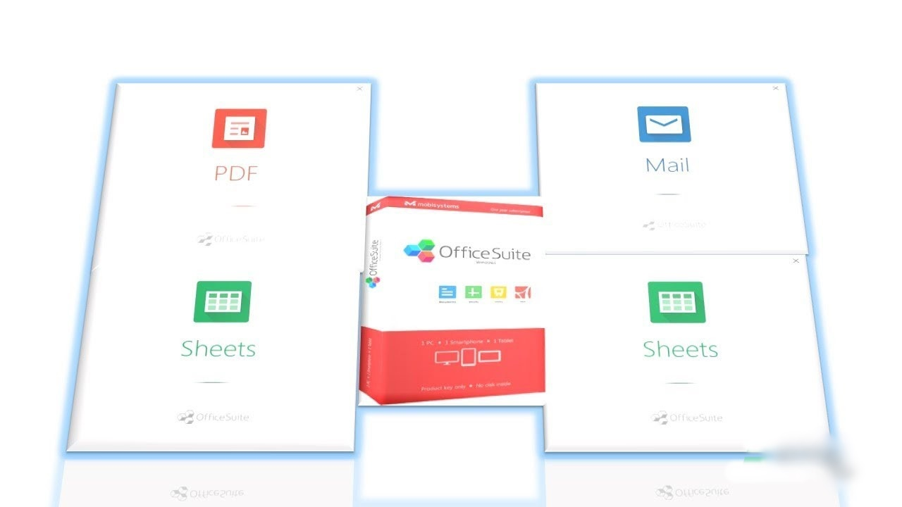 Free Download OfficeSuite Premium 4 full version + Portable for Windows PC