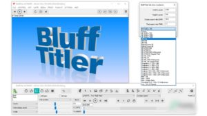 Free Download BluffTitler Ultimate 14.8.0.1 + Portable