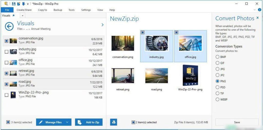 WinZip Pro 24.0 Build 14033 With Keygen [Latest] |