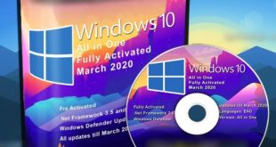 Windows 10 15in1 March 2020 Free Download