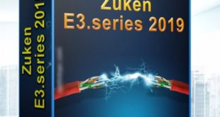 Zuken E3.series 2019 SP1 Build 20.11 Free Download