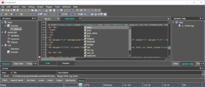 Download free portable PHP IDE with support