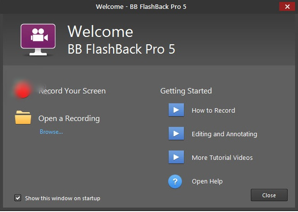 Free Download BB FlashBack Pro 5.43.0.4572 Full Version