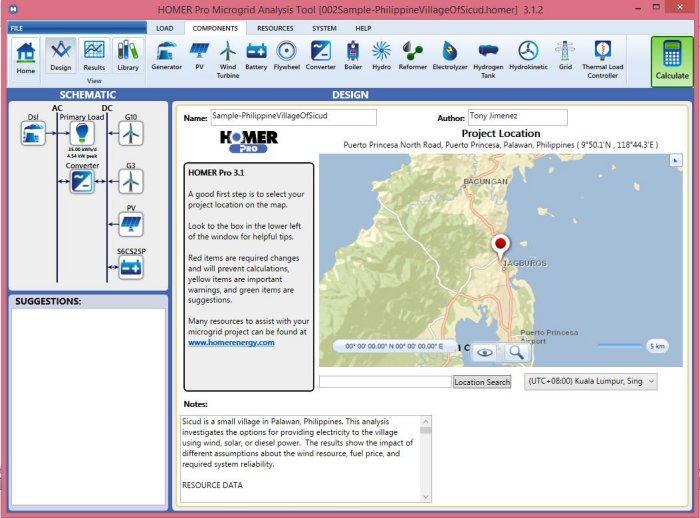 HOMER Pro 3.11 Free Download - ALL PC World