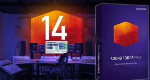 MAGIX SOUND FORGE Pro Suite 14 Free Download