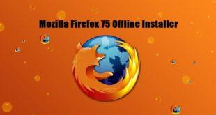 Mozilla Firefox 75 Offline Installer Free Download