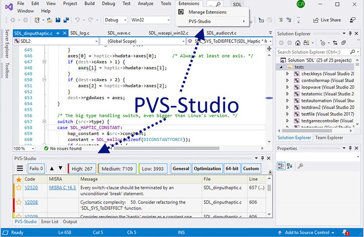 PVS-Studio 7.07.37949 With Serial Key Free Download