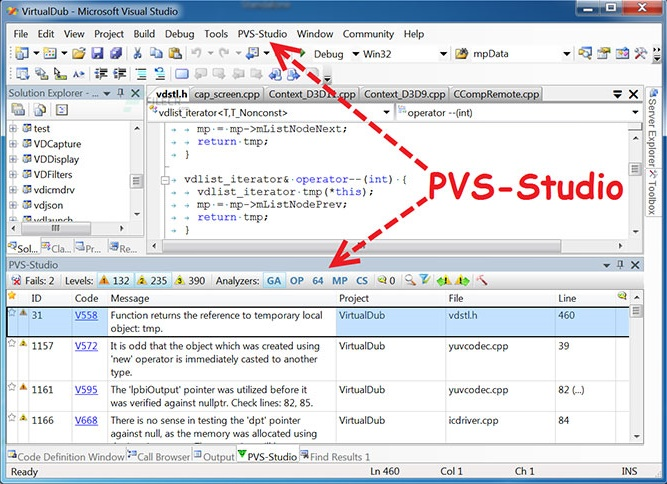 Free Download PVS-Studio 7.07.37949 Full Version - Offline Installer