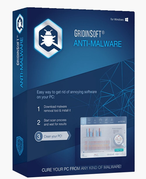 Free Download GridinSoft Anti-Malware 4.1.37 Full Version