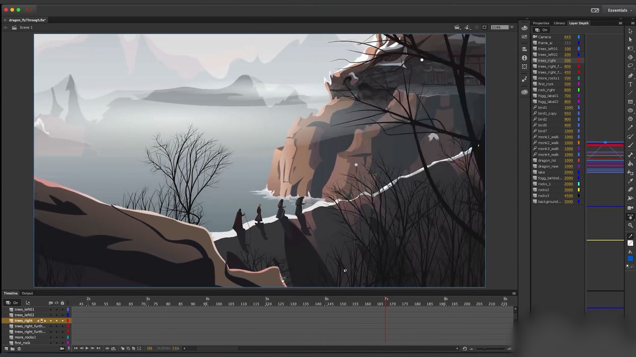 Free Download Adobe Animate 2020 v20.0.3 for Windows Full Version Offline Installer