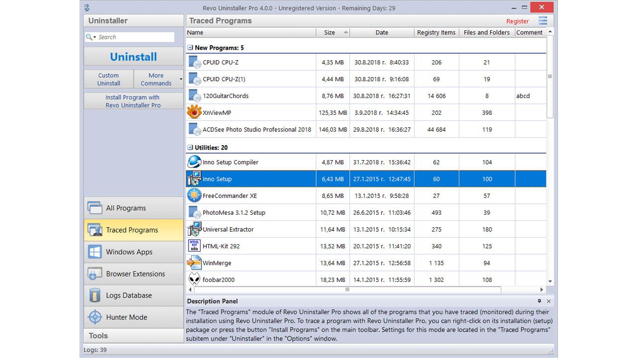 Download Revo Uninstaller Pro 4.0.5.0.0 for Windows