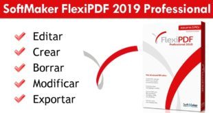 FlexiPDF 2019 Professional 2.0.7 Free Download