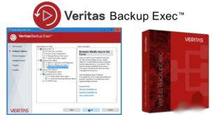 Veritas Backup Exec 21 Free Download