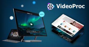 VideoProc 3.6 Free Download