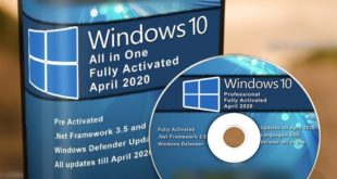 Windows 10 Pro All in One April 2020 Free Download