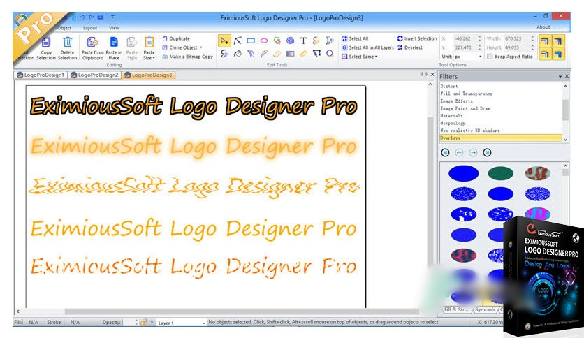 Free Download EximiousSoft Logo Designer Pro 3.60 Full Version