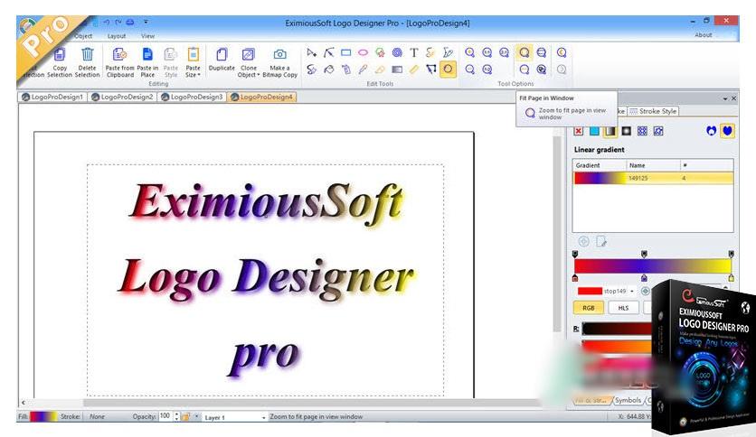 EximiousSoft Logo Designer Pro 3.60 + Portable