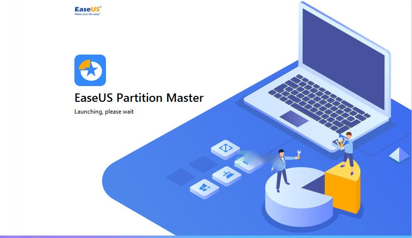 Download EaseUS Partition Master Free 14.0 for Windows