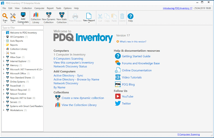 Search Results Web results  PDQ Inventory 19 Enterprise Free Download