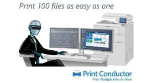 Print Conductor 7 Free Download