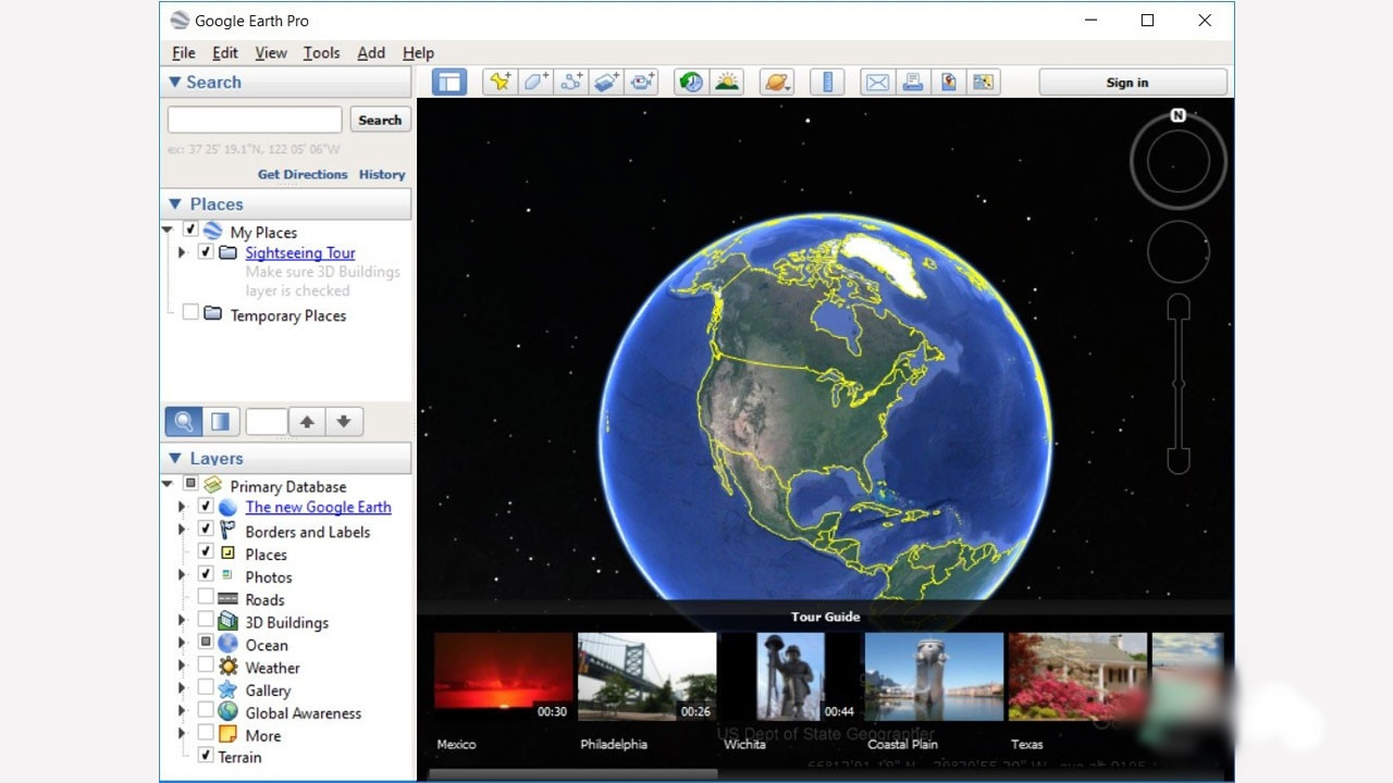 Google Earth Pro Download (2020 Latest) for Windows 10, 8, 7