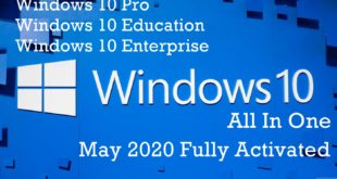 Windows 10 All in One May 2020 Free Download