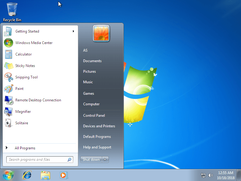 Windows 7 Ultimate ISO Image Free Download (Activated)