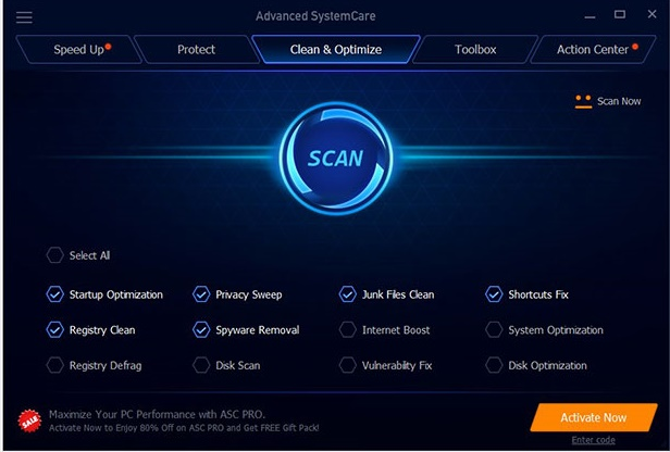 Advanced SystemCare Pro Download (2020 Latest)