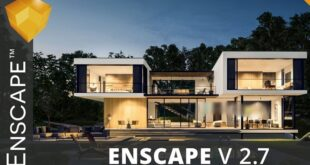 Enscape3D 2.7 Free Download